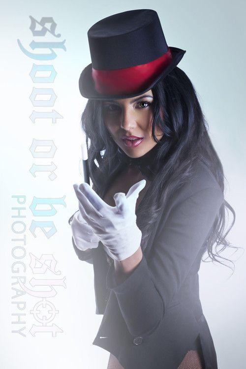 Zatanna! | Cosplay Amino
