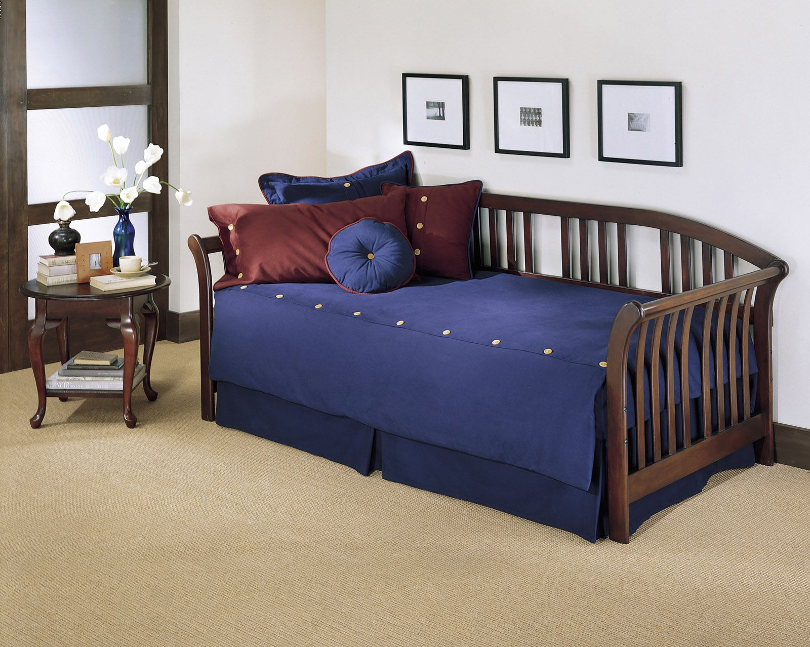 Daybed bedding fashion bed group headboards u fbg wood and metal