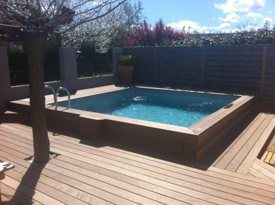 piscine bois montpellier