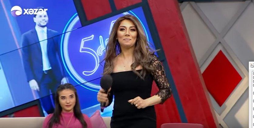 Yeganə Mursəlova Sən Də Yanarsan 5də5 Sortie Le 15 Oct 2018
