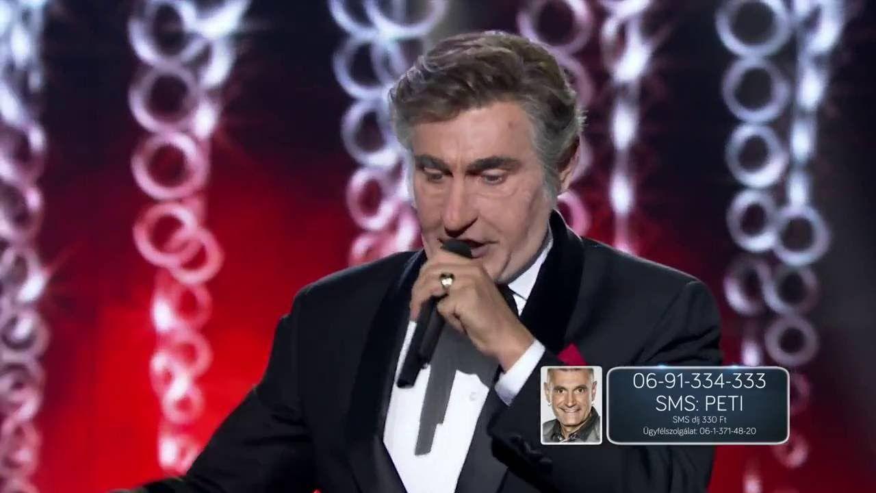 Sipos Peti - Kislány a zongoránál (TV2 Sztárban Sztár)