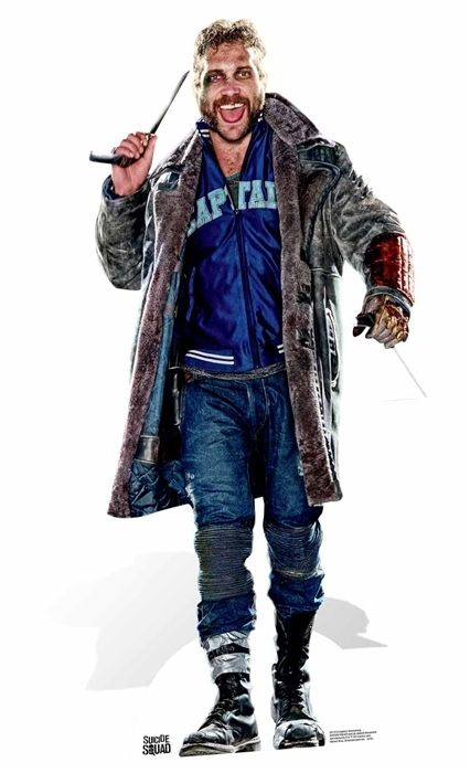 54ec11ca755b Captain Boomerang Suicide Squad Movie Lifesize Cardboard Cutout   Standee    Stand Up