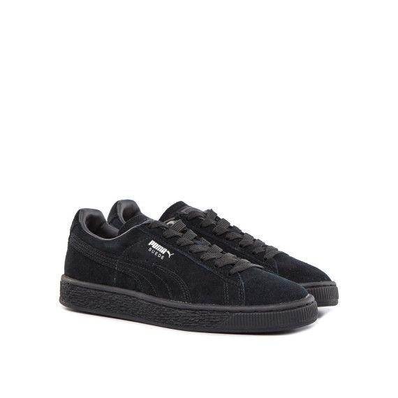 Suede Classic Damen Sneaker Schwarz Sneaker Damen Schwarz Sneaker Schuhe Damen