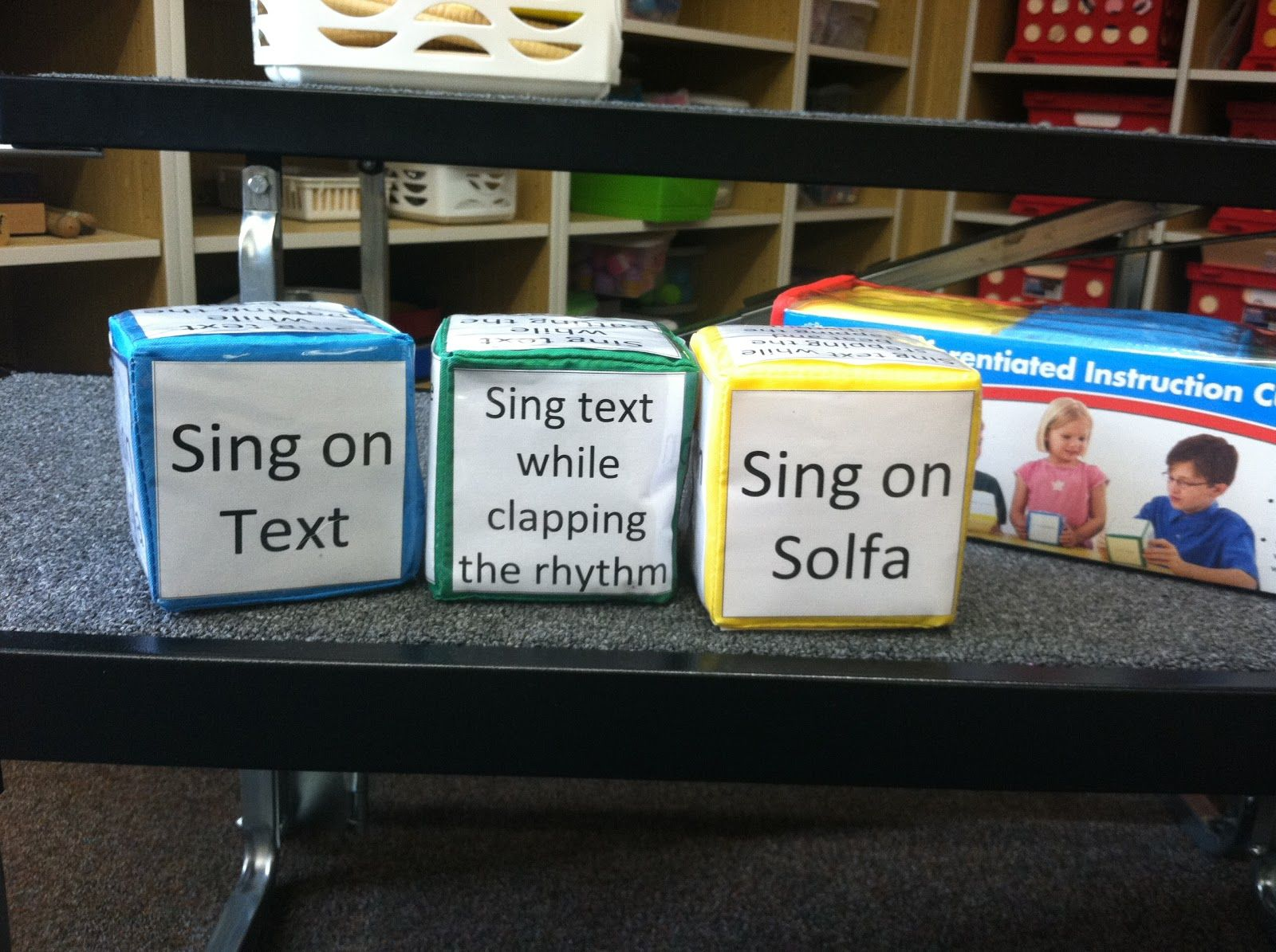 A Fun Activity With Endless Possibilites Music A La