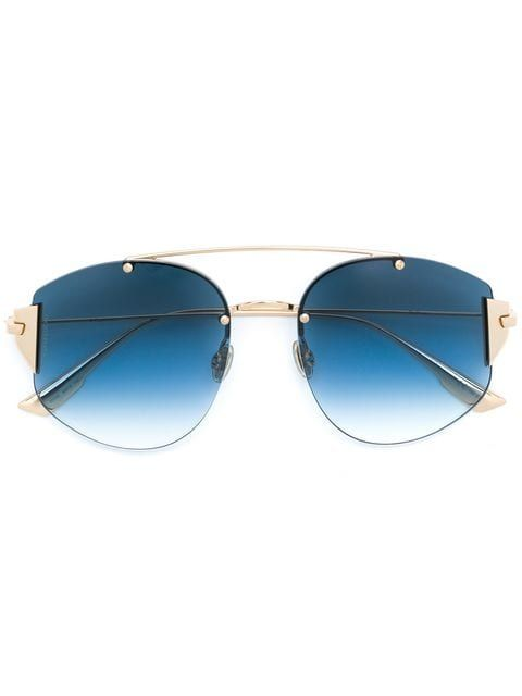 2b5802ab859f9 Dior Eyewear Aviator Sunglasses in 2019
