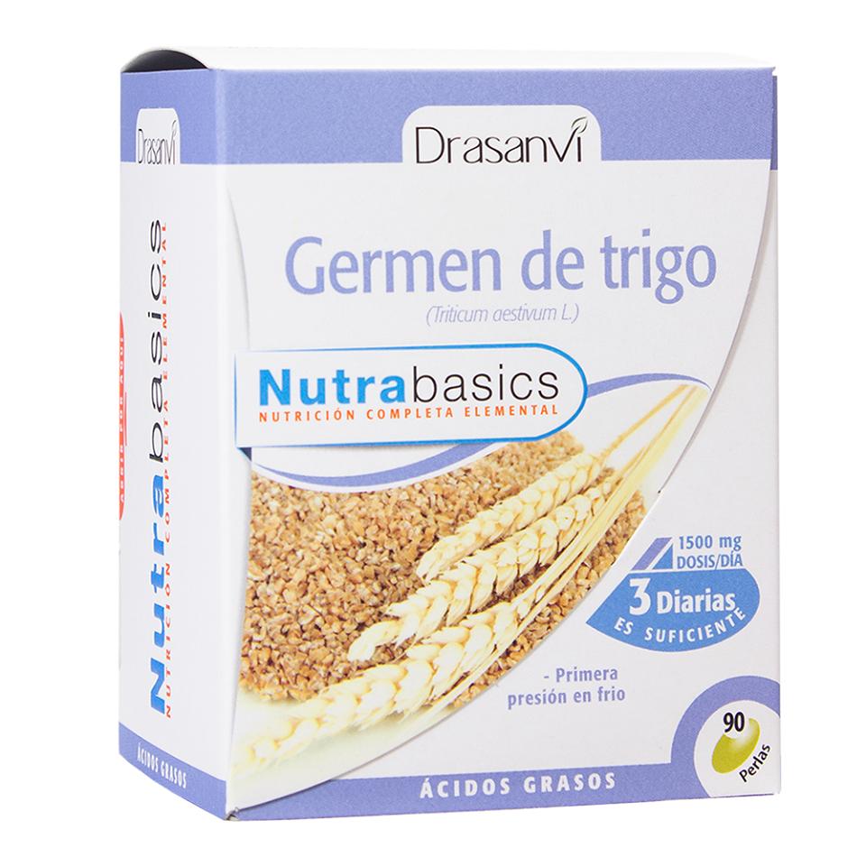 El germen de trigo es bueno para adelgazar