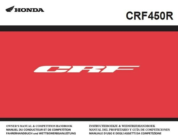 Honda Logo Manual Pdf
