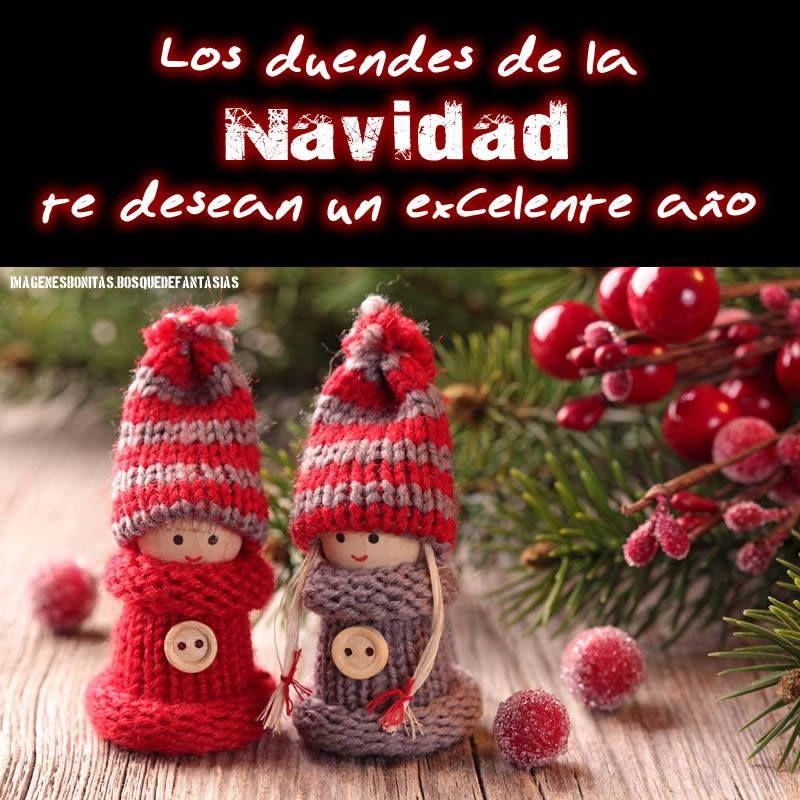 imágenes bonitas de navidad | Mensajitos navideños | Pinterest ...