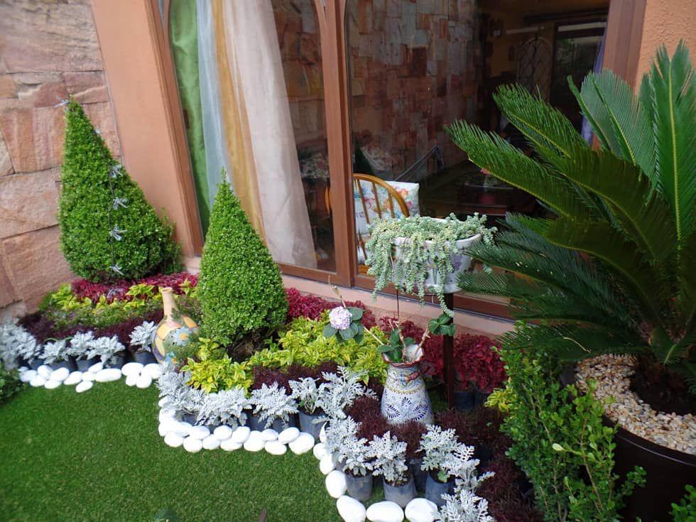 fotos de jardines de estilo moderno paisajismo muros verdes jardines