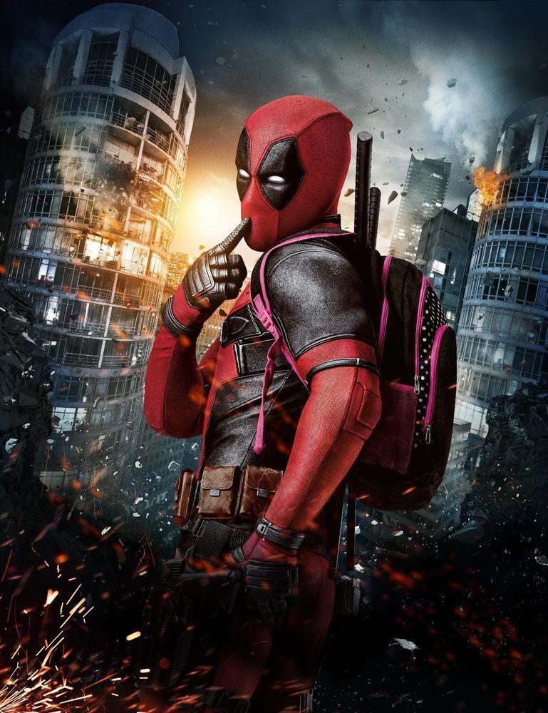 Deadpool Wallpaper Hd 1080p Free Download For Mobile Gambar