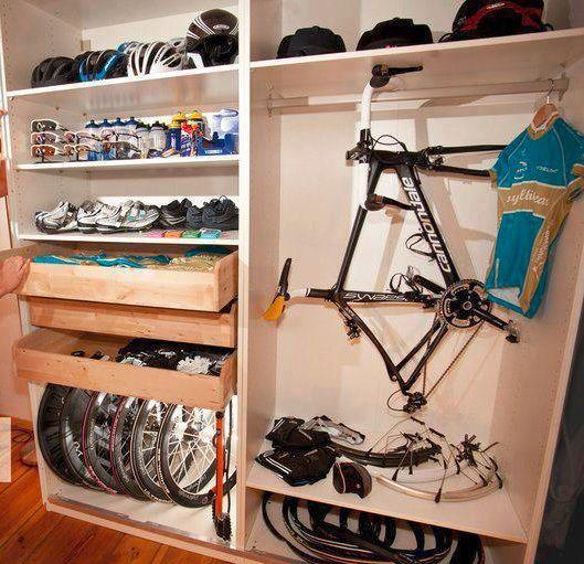 Bike Closet Bike Room Bike Storage Bicycle Storage