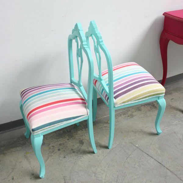 Sillas restauradas sillas restauradas pinterest - Sillas restauradas ...