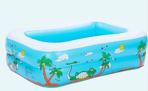 Amazon.com : Baby Swimming Pool Child Paddling Pool Infant Baby ...