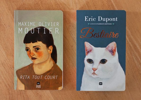 Covers by Kate Pugsley.