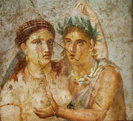 Caecilius Jucundus házából való freskó
