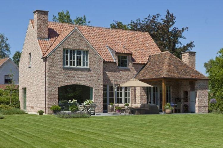 Een tijdloze landelijke villa landelijk wonen for Landelijke villa bouwen