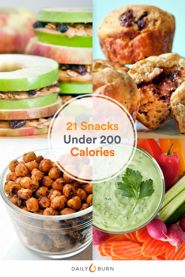 20 Low-Calorie Snacks You'll Want to Eat Every Day | Yum! | Low calorie snacks, No calorie ...