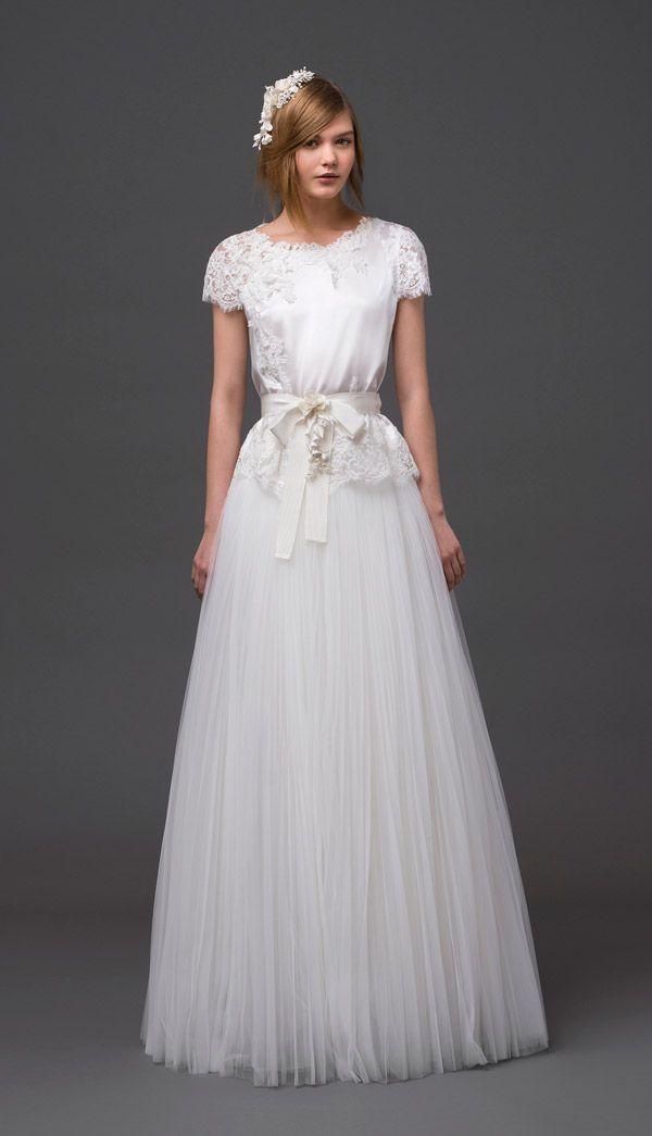 finest selection 5bdb5 73a5c Abito da sposa - Alberta Ferretti Forever_TALITA ...