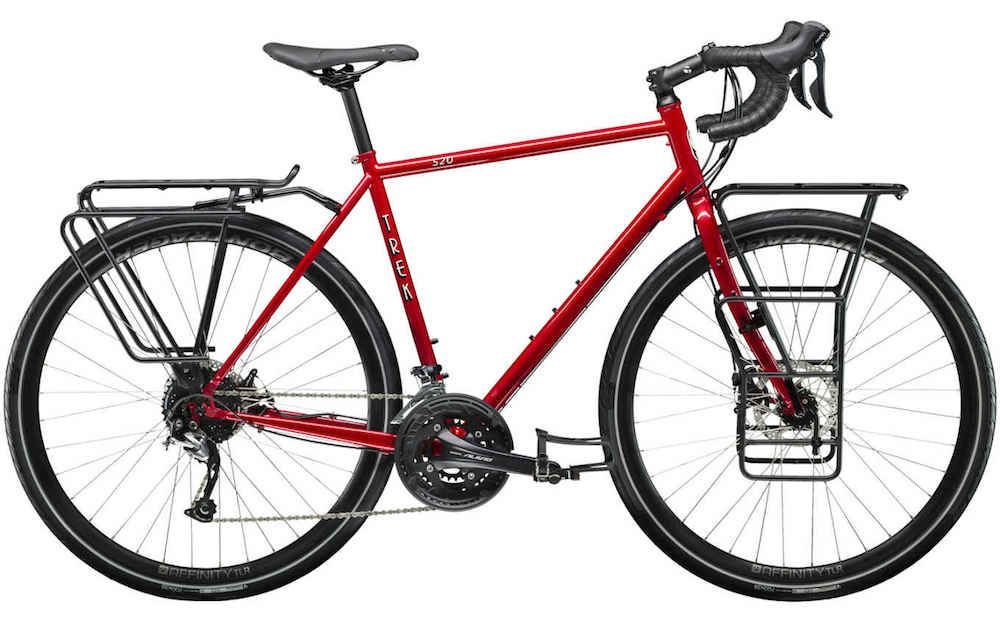 8 Of The Best Touring Bikes Tour Them Straight Out Of The Bicycle Shop Cyclingabout Com Touring Bike Touring Bicycles Trek Bicycle