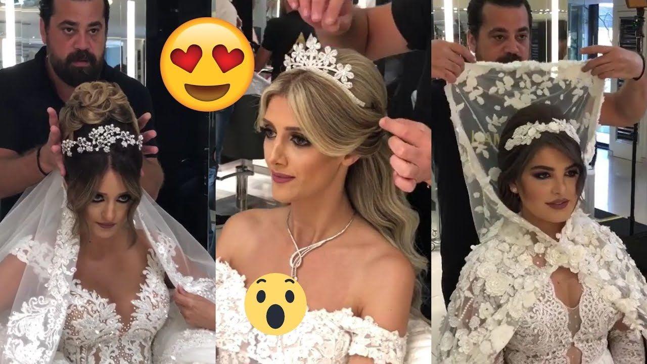 Beautiful Wedding Hair Bride By Mounir Salon Https Ift Tt 2qszmdn Wedding Weddingdress Beautiful Wedding Hair Wedding Hairstyles Bride Beautiful Weddings