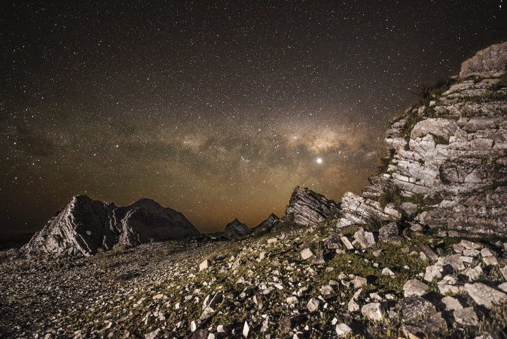 Wellington New Zealand Chris Murphy Cosmos The Universe - Beautiful video imagines cities without light pollution