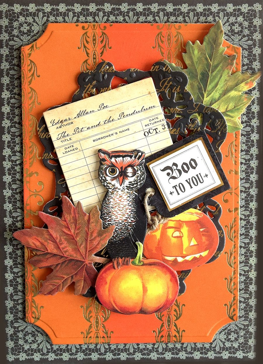 Halloween Re Release 2020 Mini Halloween Stickers and Embellishments   Anna Griffin in 2020