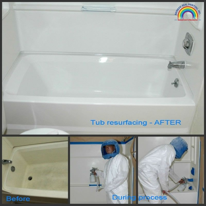 How Much Does Bathtub Refinishing Cost certified owner operator is ...