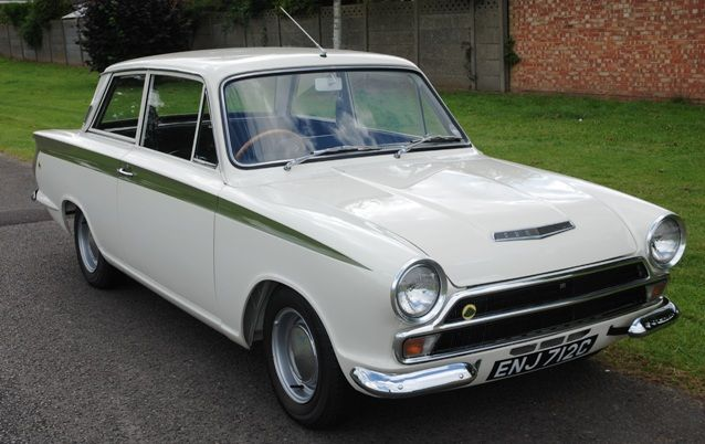 1965 Ford Lotus Cortina Mk I Dream Cars Classic Cars Old Lorries