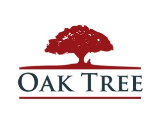 Oak Tree Logo Design The Icon Revolved Around The Name Oak Tree The Illustration Of The Oak Tree Symboli Oak Tree Logo Design Tree Logo Design Tree Logotype
