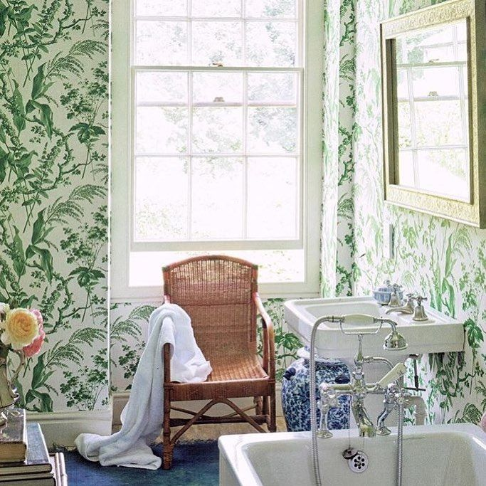 A truly beautiful bathroom in the Welsh country home of interior and ...