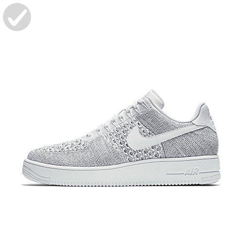 83e44dac80 Nike Men's AF1 Ultra Flyknit Low CoolGrey/White/White Basketball Shoe 12  Men US - Mens world (*Amazon Partner-Link)
