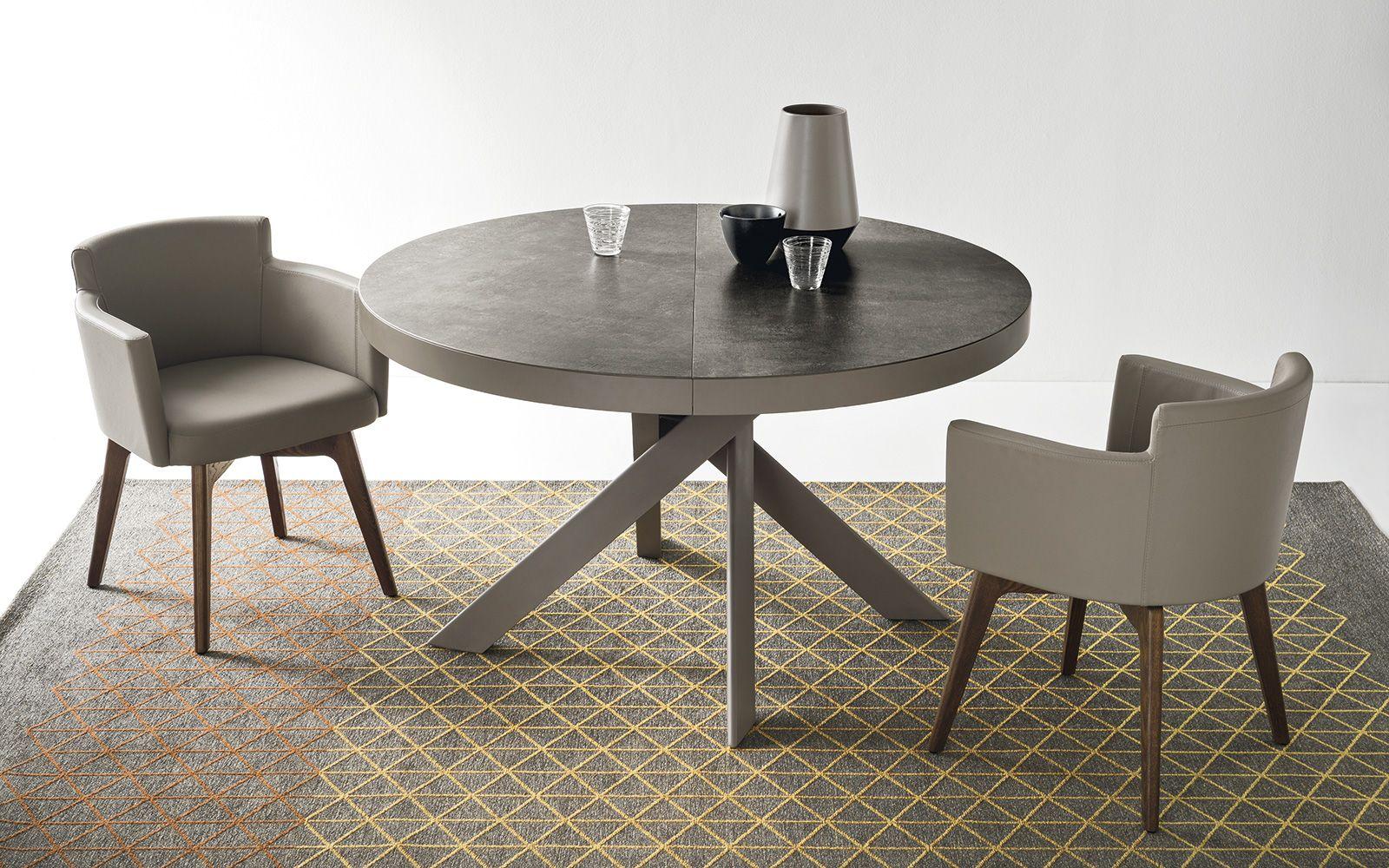 Design dining table TIVOLI - Calligaris CS/4100 | Dining ...