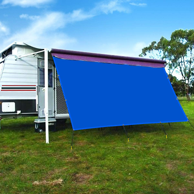 Details About Camwings Rv Awning Privacy Screen Shade Panel Kit Sunblock Shade Drop 10 X 14ft In 2020 Pergola Shade Diy Awning Shade Outdoor Living