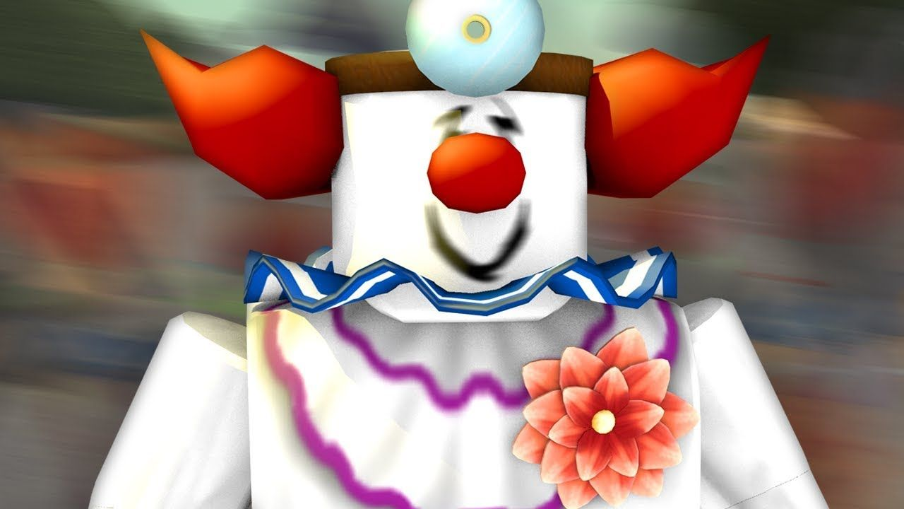 Roblox S Most Terrifying Clown Mystery Youtube Roblox