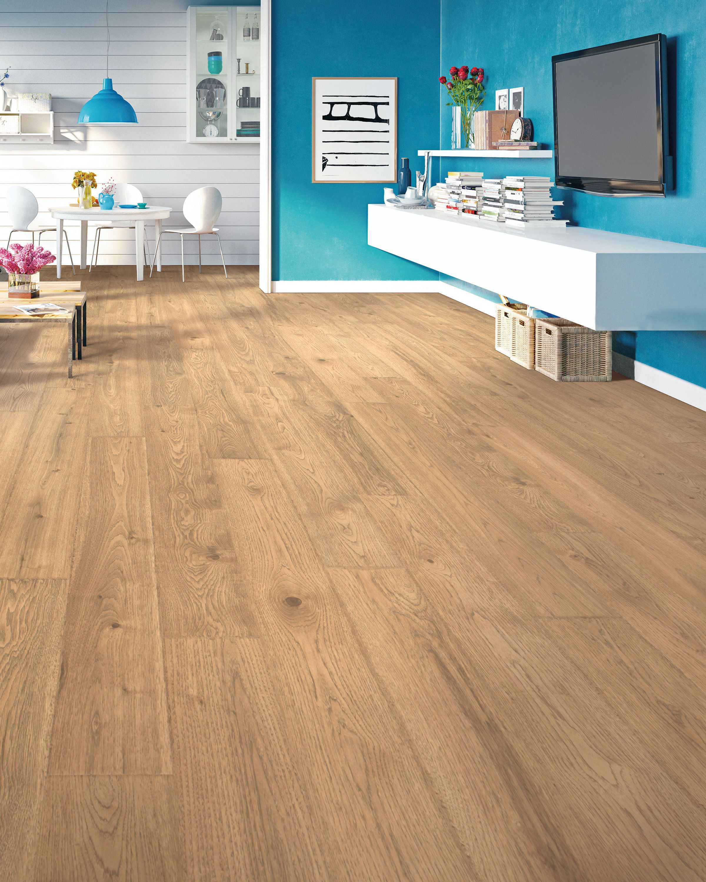 Laminate Flooring Mohawk Revwood Plus Elderwood Sandbank