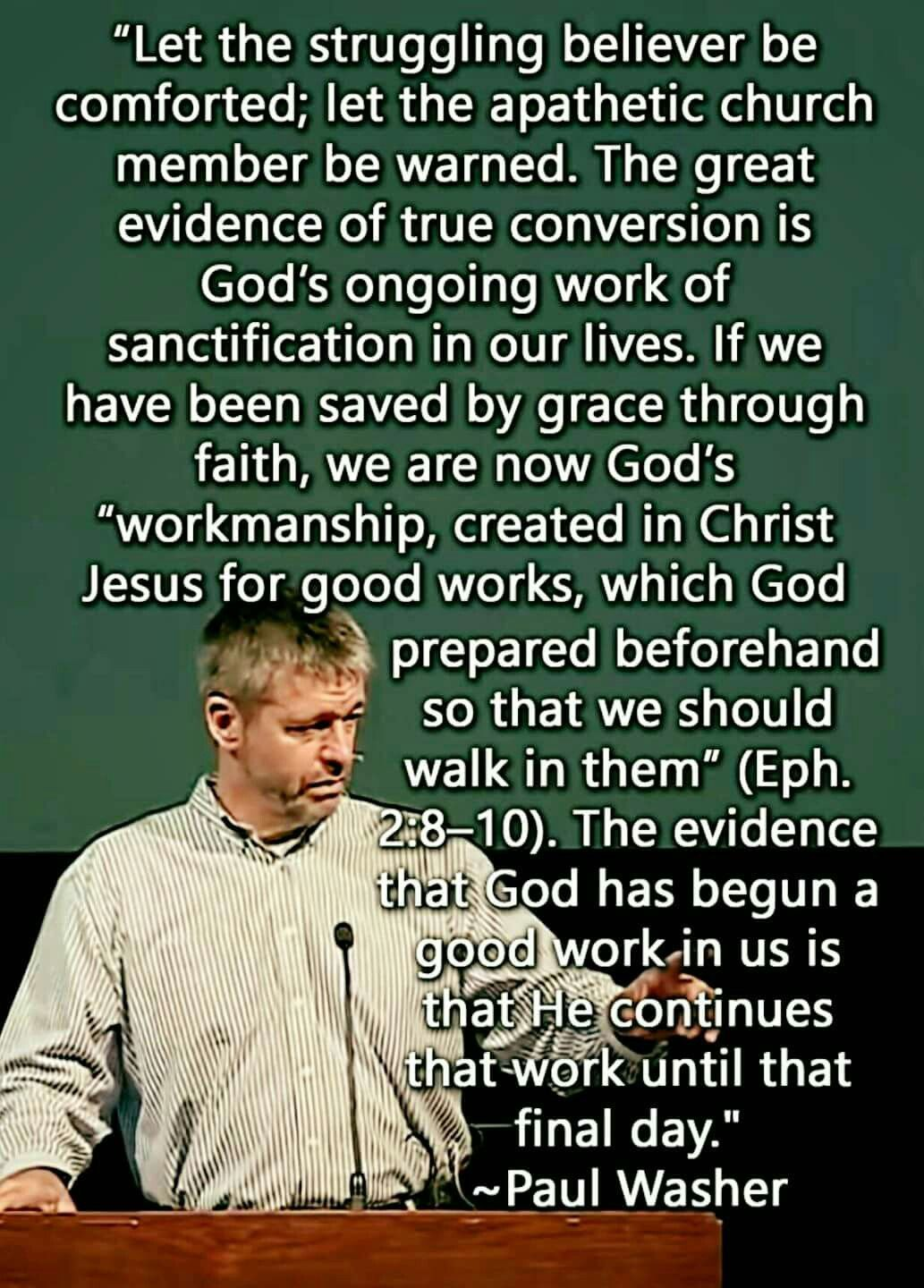Quotes About Salvation Christian Quotes  Paul Washer Quotes  Assurance Of Salvation