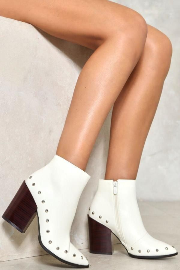 6cdaede635efe7 Best of the West Studded Boot by Nasty Gal on ShopStyle. | footwear ...
