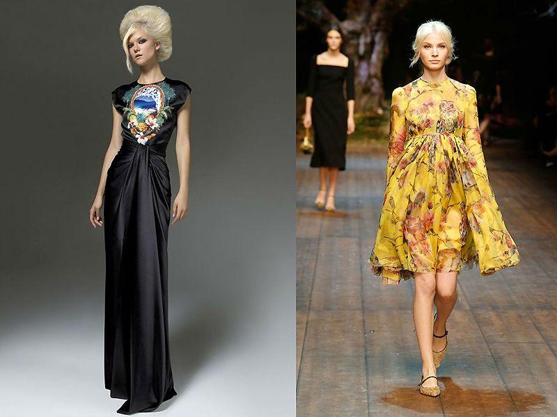 94cfa77b93a Шелковые платья  популярные фасоны и модели