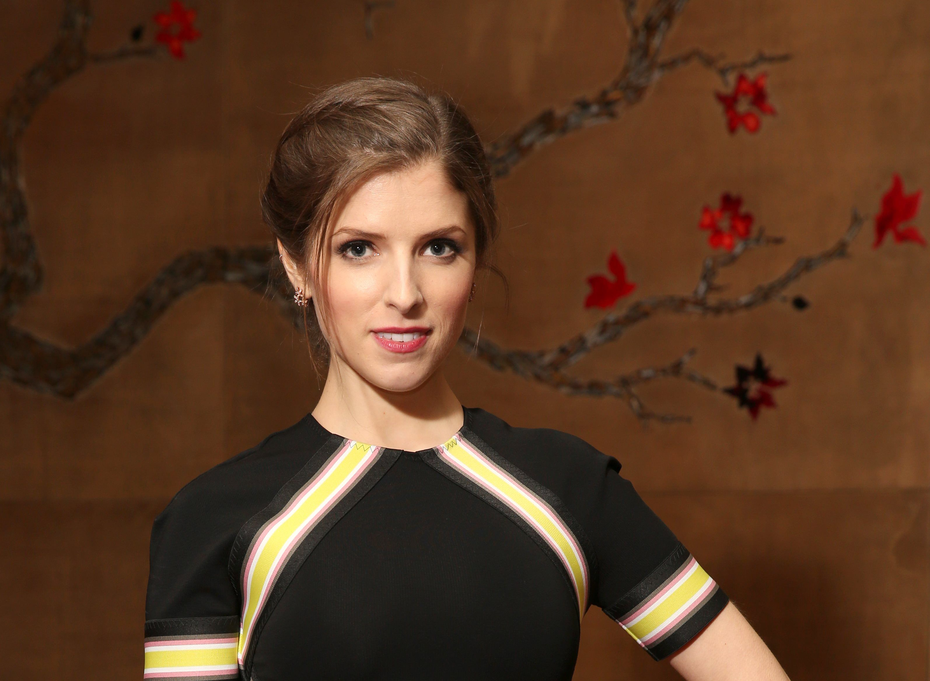 Anna Kendrick - Q & A Session for Pitch Perfect 2 5/11/15