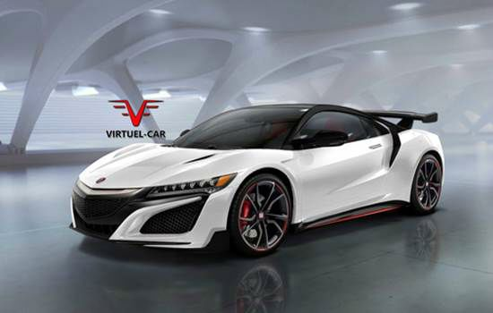 2017 Acura NSX Home Design Ideas