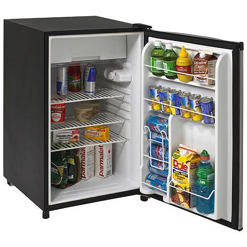 The Mini Fridge Is Common In Use For Office Dormitories Rooms Garages