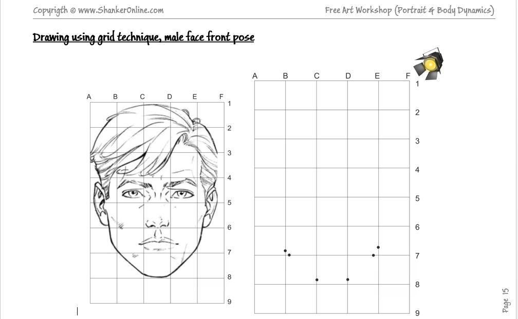 Practice Drawing Grid with Hand,this is the practice I needed back - copy draw blueprint online free
