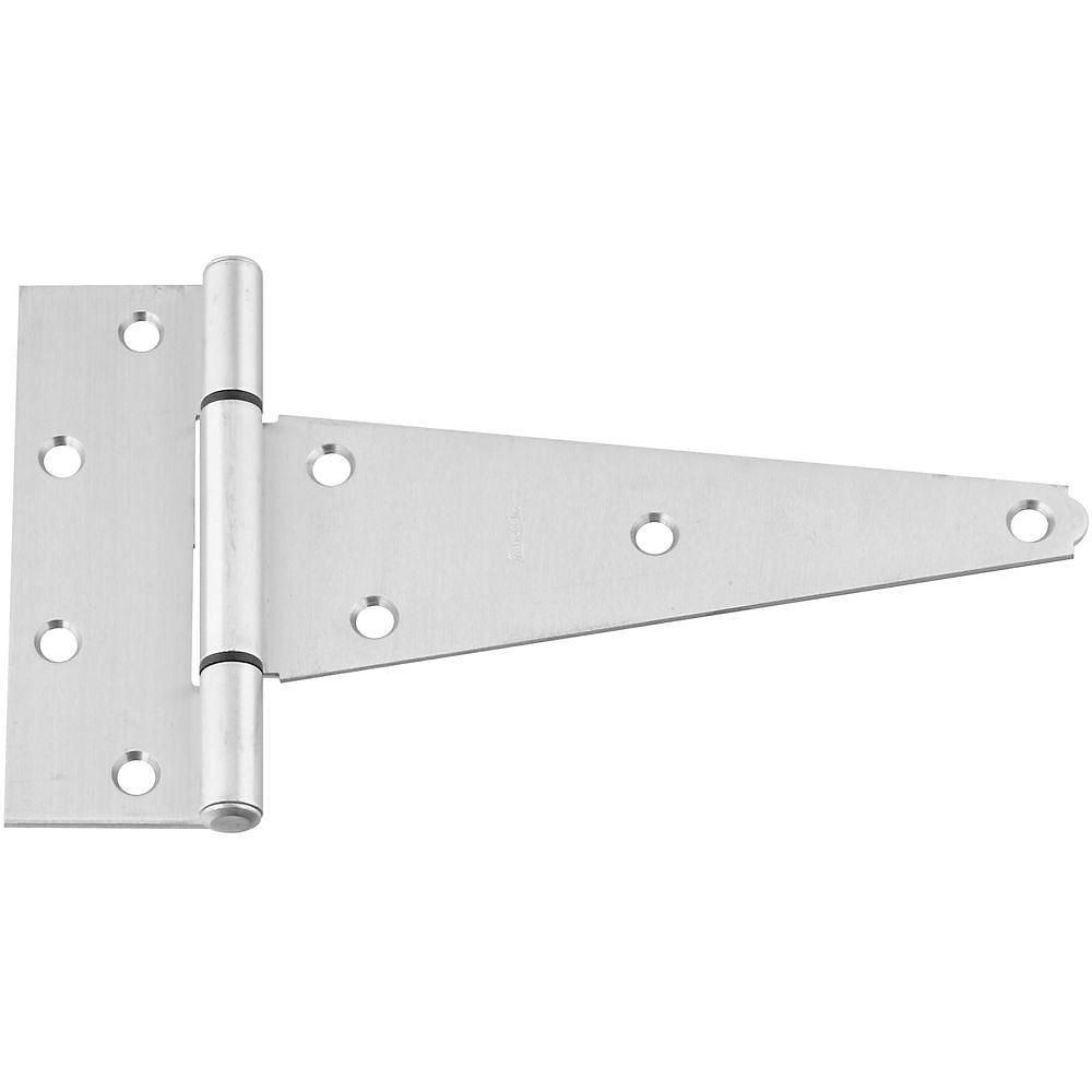 T Hinges Heavy Duty Stainless Steel 4 To 10 Inches 2 Pack