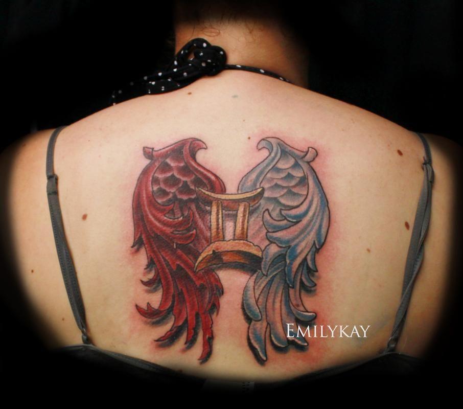 Tattoos, Zodiac Tattoos