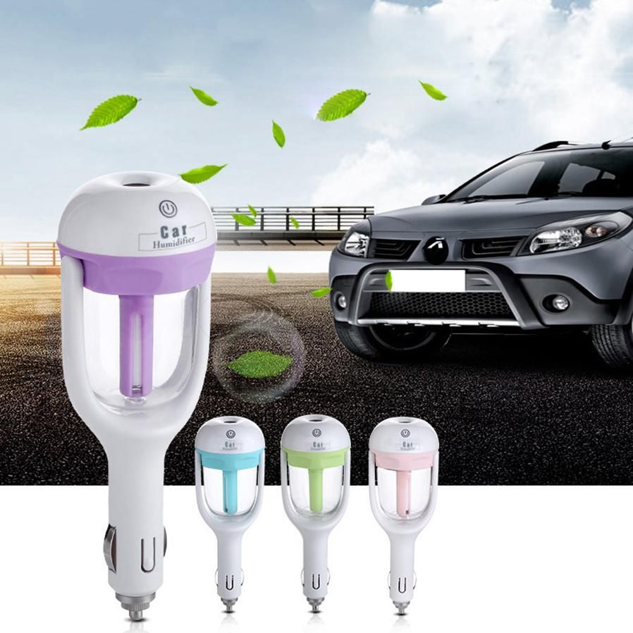 Nanum Car Humidifier Air Diffuser Purifier II Generation