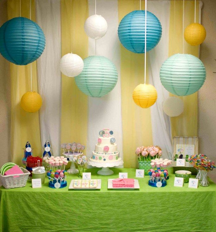 party decorating ideas bing images