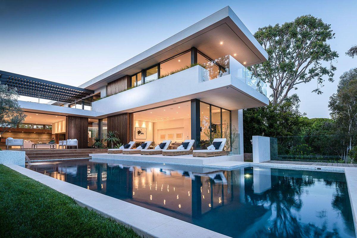 Diese Immobilie ermöglicht seinen Besitzern sprichwörtlich das ...