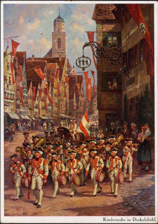 Third Reich Propaganda, Flags, | Transportation | Country