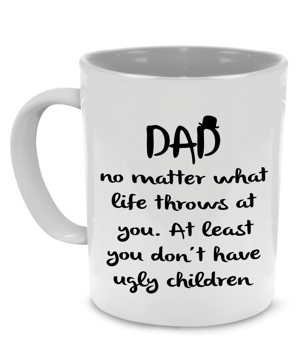 Funny Dad Papa Grandpa Coffee Mug