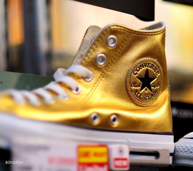 Converse gold | Boots men, Mens fashion
